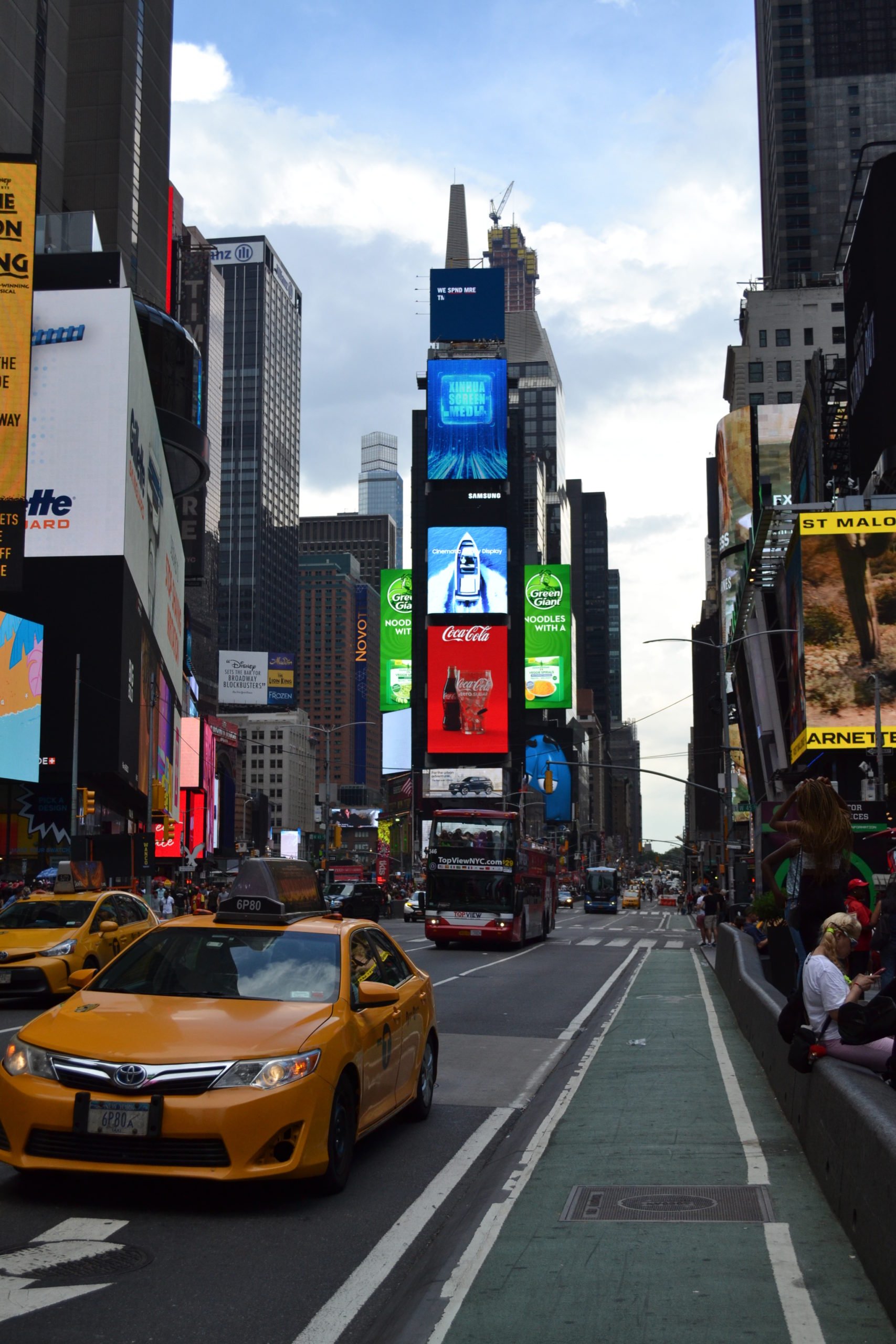 El arte se toma New York